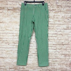 Madewell New Haven Supply Chino Pants Striped